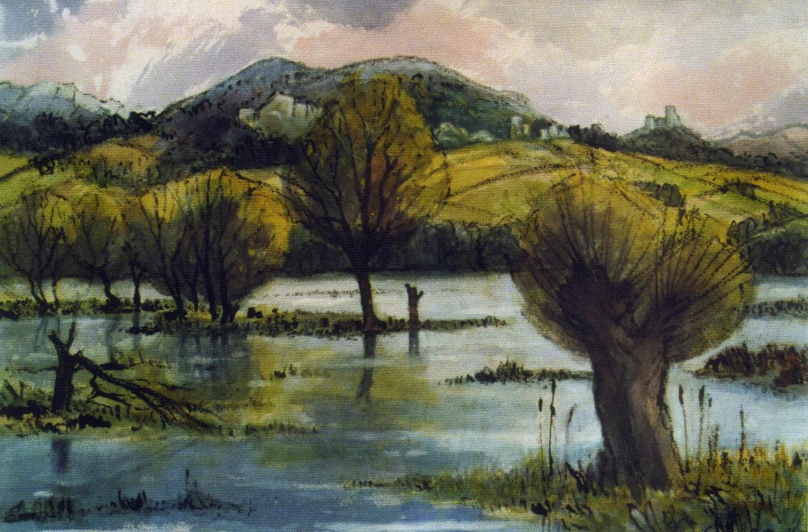 Karel novák galerie obrazy krajiny